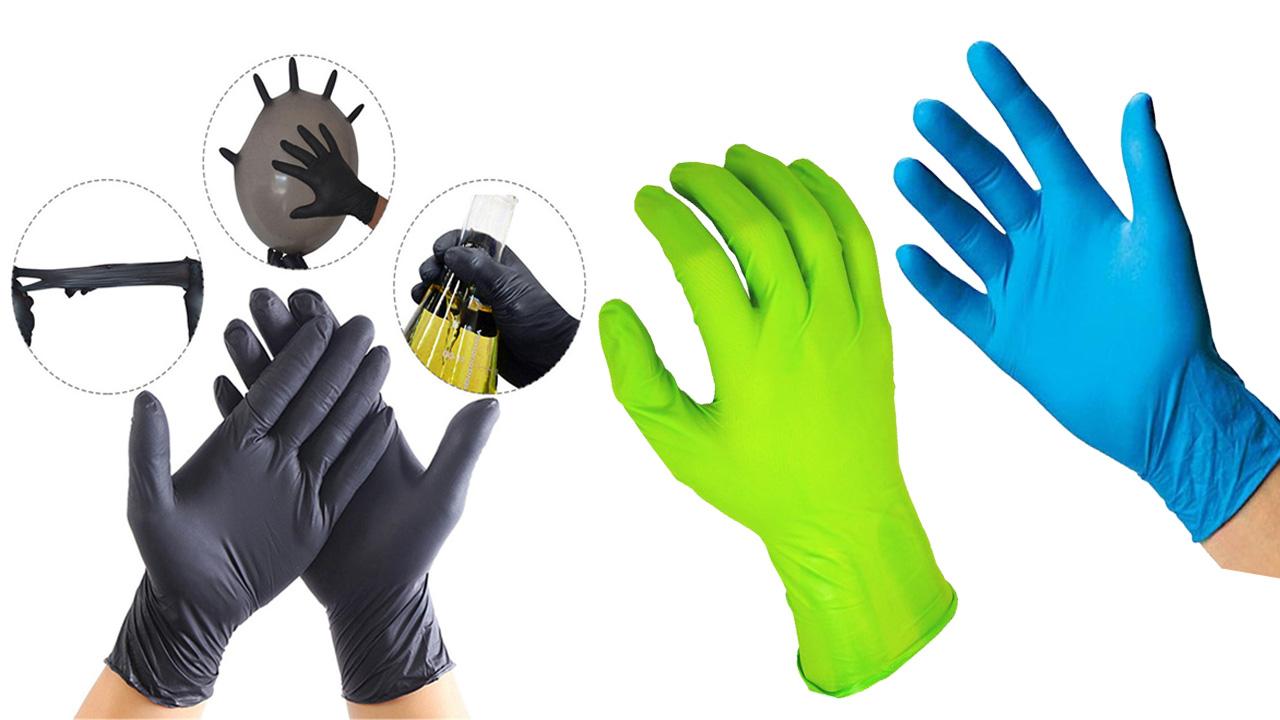Best Cheap Nitrile Gloves
