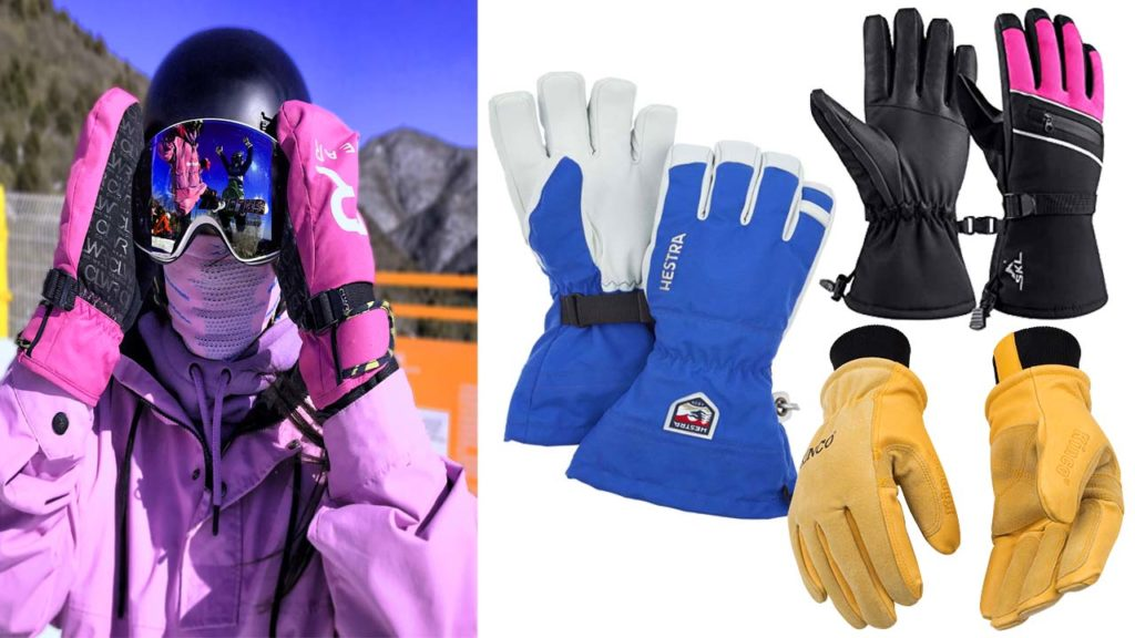 Best Ski Gloves For Cold Weather
