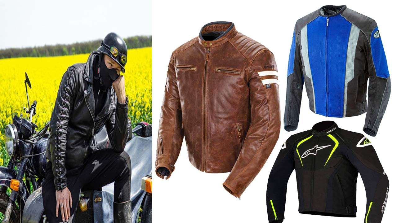 Best Lightweight Motorcycle Jacket