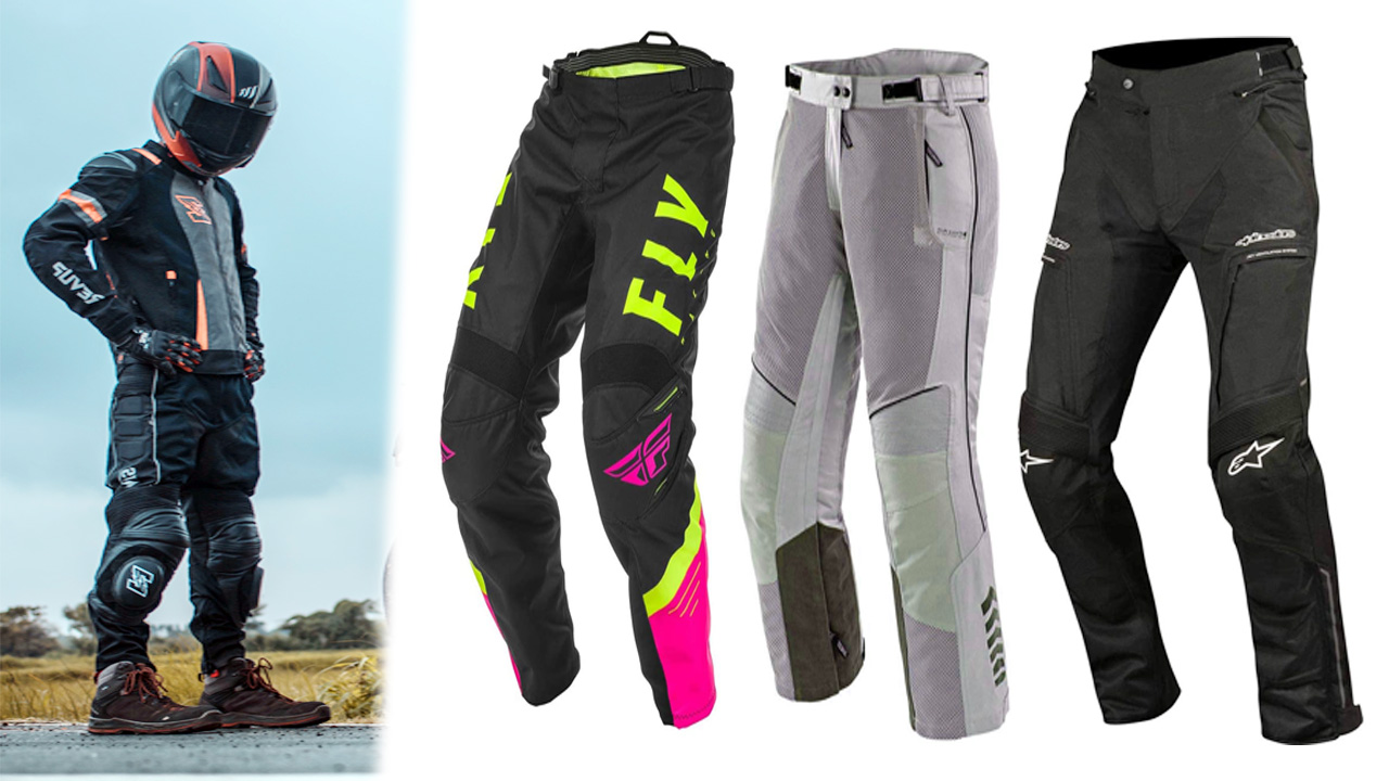 Best Mesh Motorcycle Pants