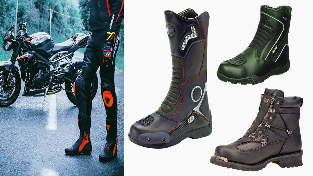 Best Motorcycle Boots Under 100