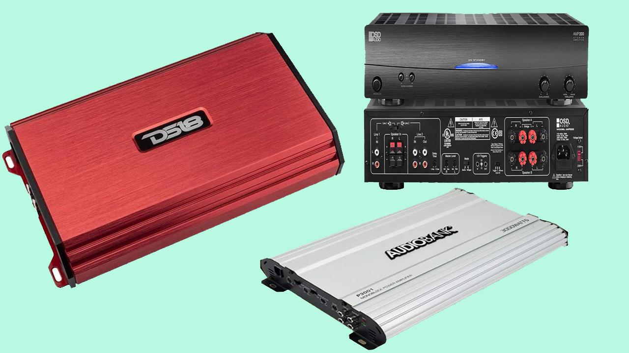 Best Class AB Amplifier
