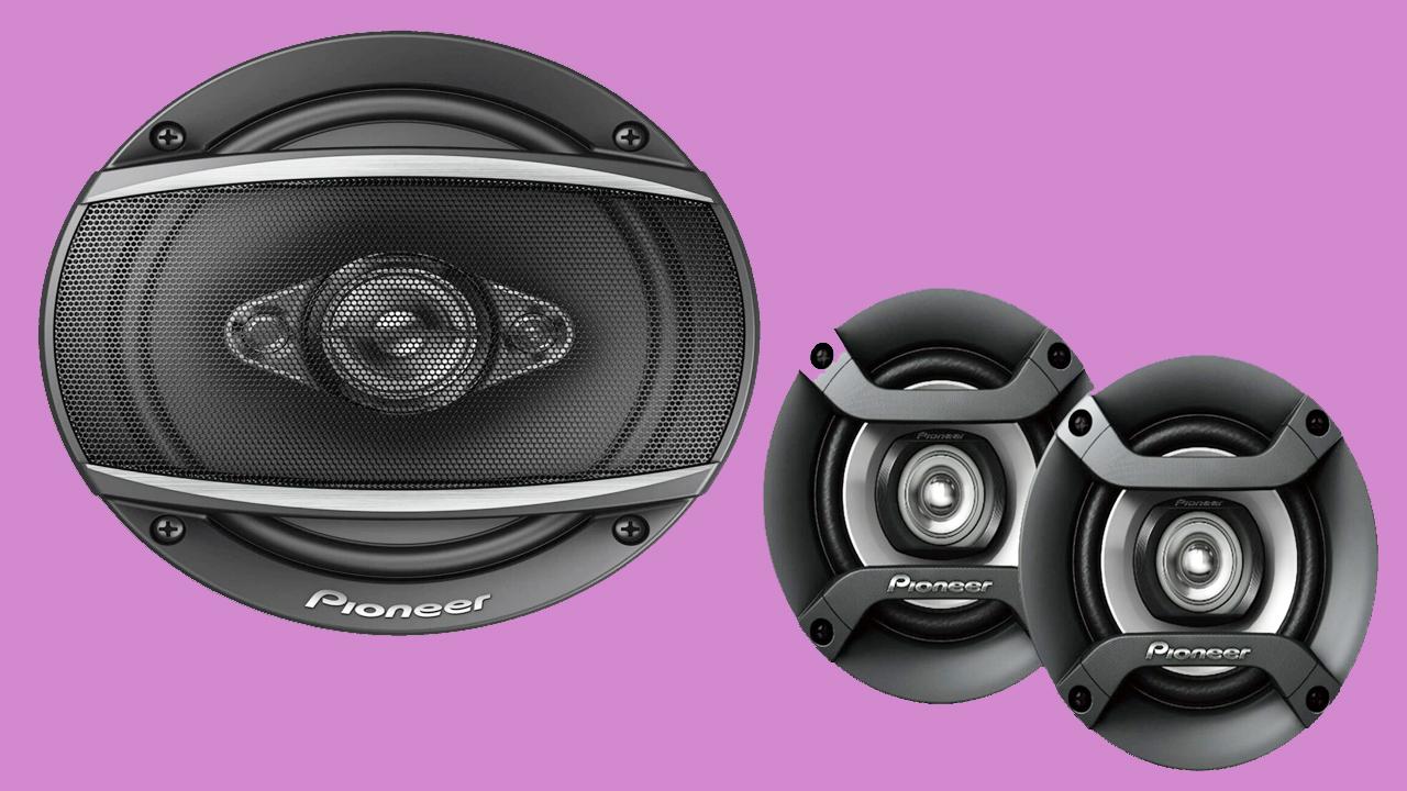 Best Pioneer Speakers