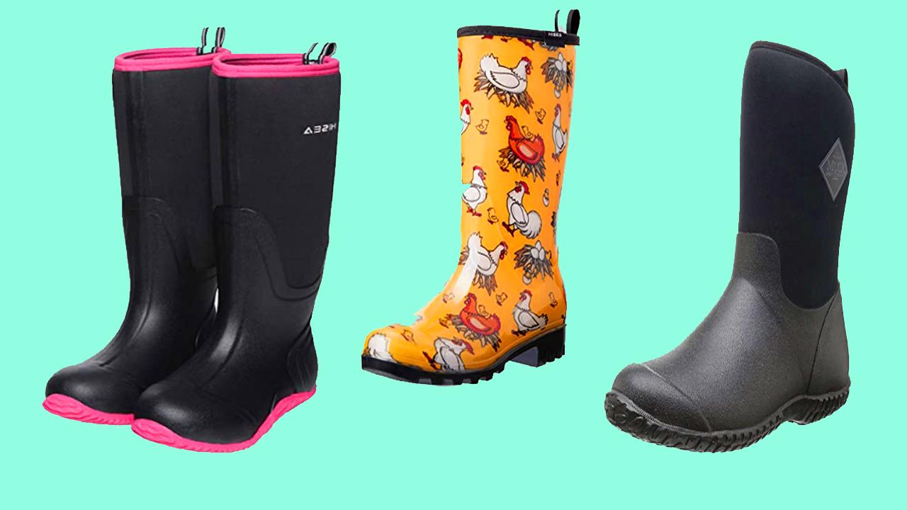 Best Women's Farm Boots