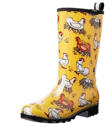 Women's Farm Work Boots