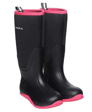 Women's Rubber Farm Boots