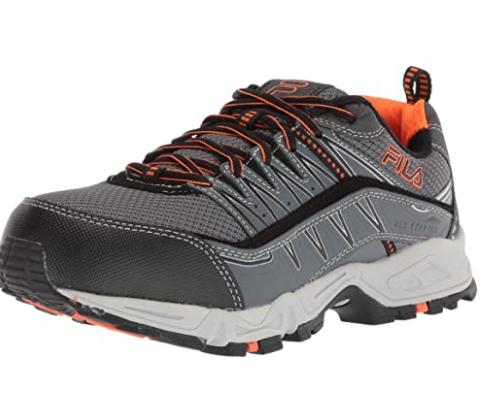 Filas Men Peake Composite Toe Work Shoe Boot
