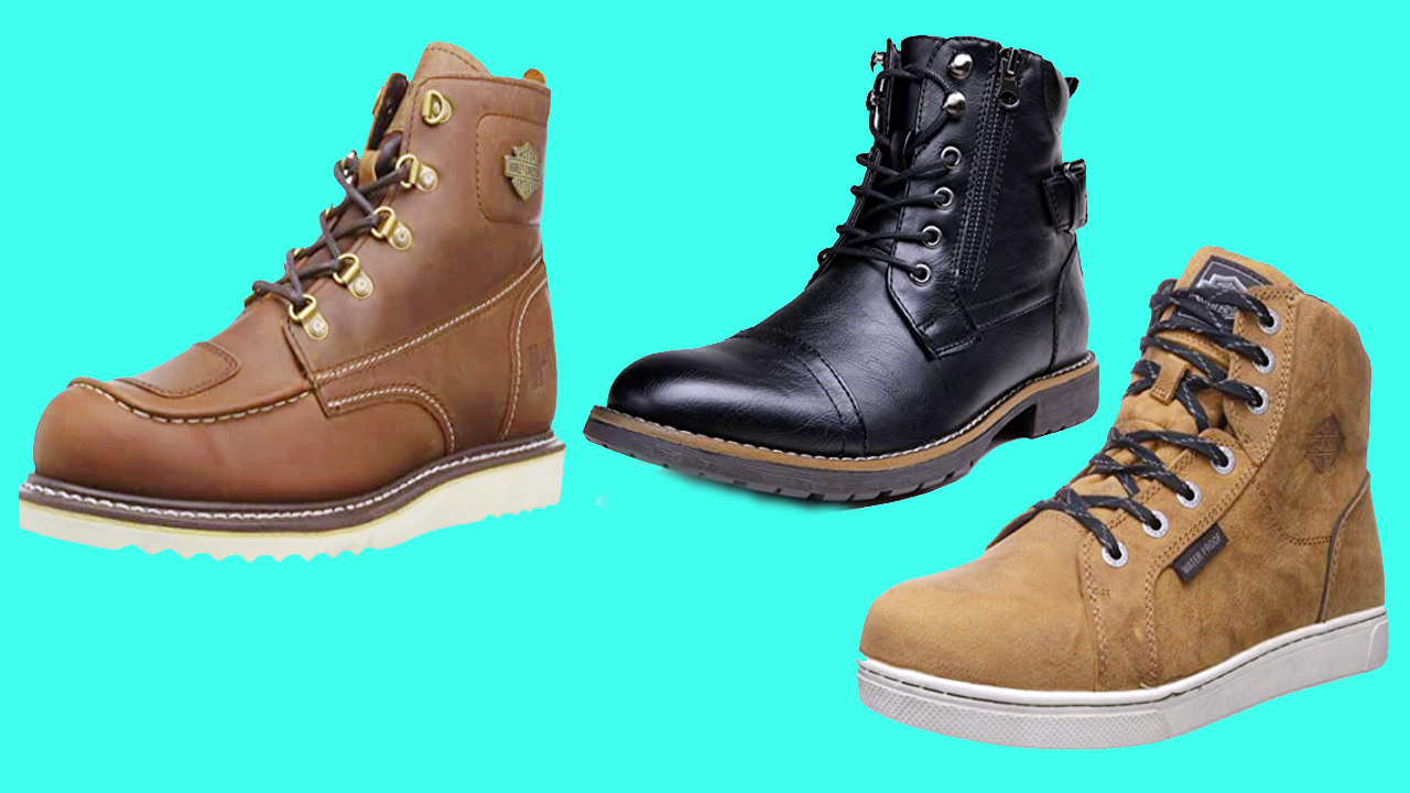 Best Casual Motorcycle Boots