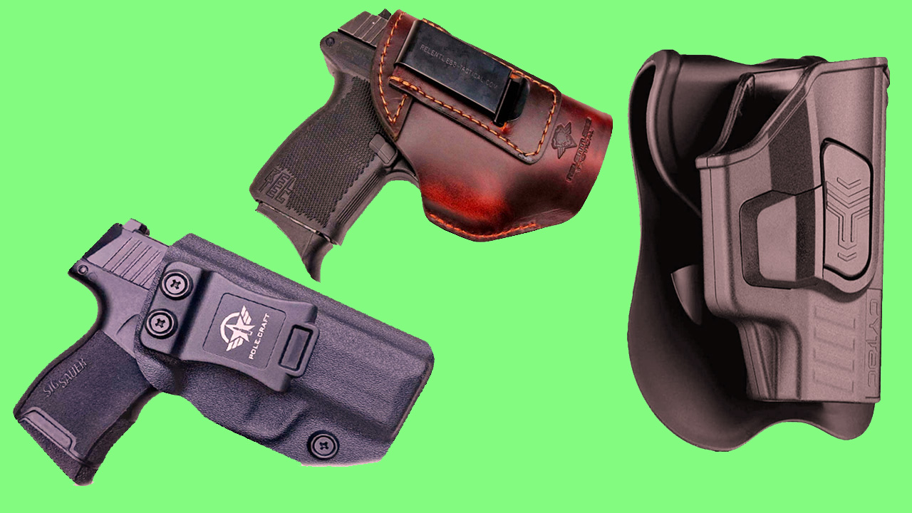 Best Holster For Sig P365