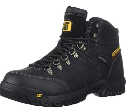 Caterpillar Men's Waterproof Industrial Boots