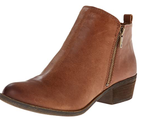 Lucky Women's Dresses Ankle Boot