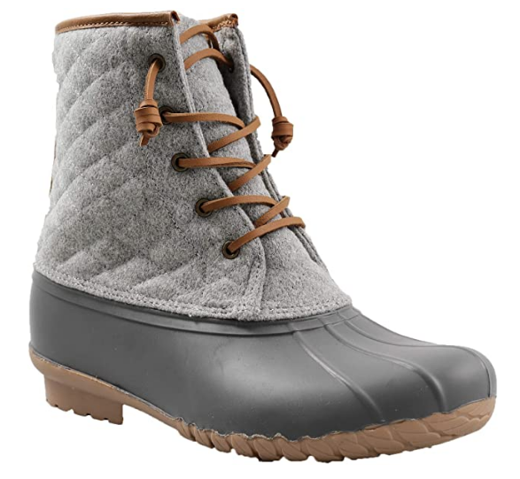 Amazon Essentials Women's Ankle Boot Under $20