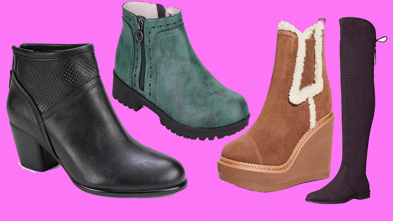 Cheap Women's Boots Under $20 Dollars